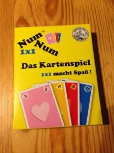 Num Num Kartenspiel