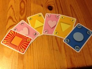 NumNum Karten